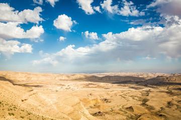 desert negev landscape