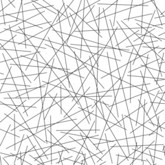 Seamless pattern of random lines