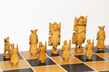 Vintage chess