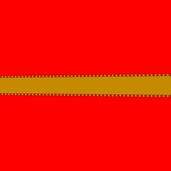 Abstract red gold fractal background