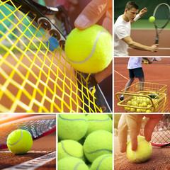 .Tennis concept