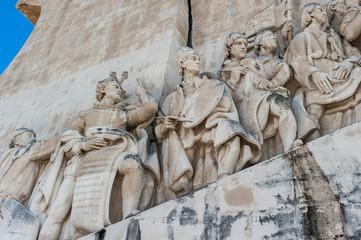 Lisbona, monumento a Colombo