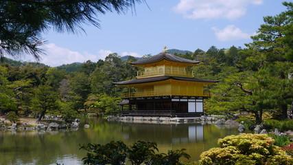 Rokuon-ji at Kyoto