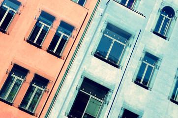 modern facades Berlin