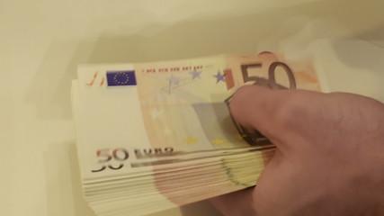 Considers cash, euro