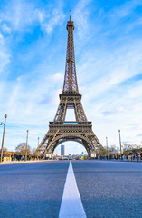 Eiffel Tower-Paris, France