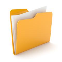 Folder file