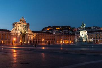 Lisbona di notte 5