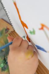 the creativity of children