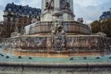 Fountain of Saint Sulpice in Paris - 80532567
