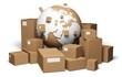 Box. 3D. Packaged world2