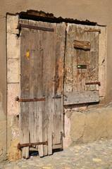 Vieille porte médiévale