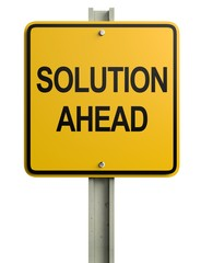 Solution. 3D. Solution Ahead