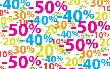 sale, percent, promotion