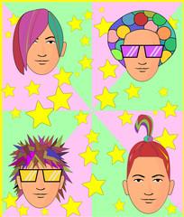 faces disco