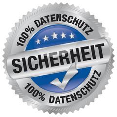 Sicherheit - 100% Datenschutz