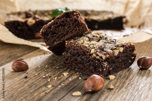 In de dag Bakkerij Brownies