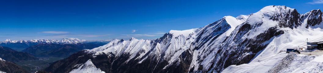 Hohe Tauern Österreich Panoramabild