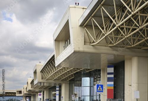 Milan. Malpensa Airport. Lombardy. Italy - 80541923