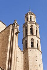 Santa Maria del Mar cathedral in Barcelona