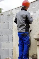 réfection  d'une façade