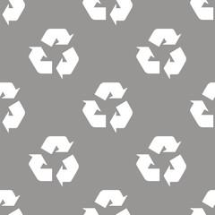 Recycling seamless pattern