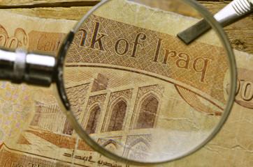 دينار عراقي Iraqi dinar Dinar iraquí دیناری عێراقی