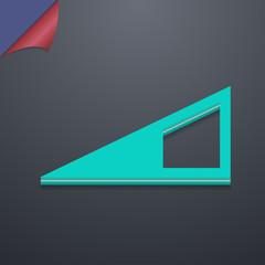 speaker Volume icon symbol. 3D style. Trendy, modern design with