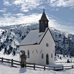 cappella all'alpe
