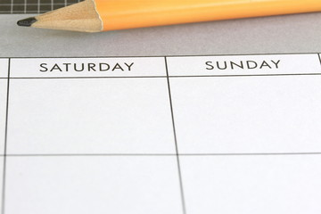 Planning A Weekend