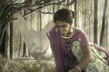 Indian Rural Girl