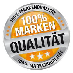 100% Markenqualität