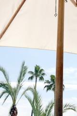 Parasol,Resort hotel,La Sella, Denia, Alicante, Spain