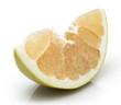 Slice Pummelo fruit