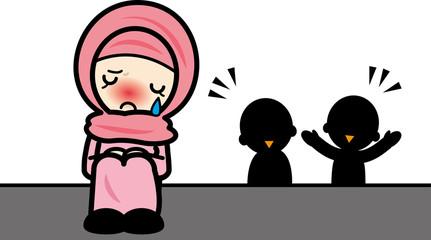 孤独なイスラム教徒
