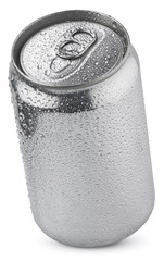 uminum soda can