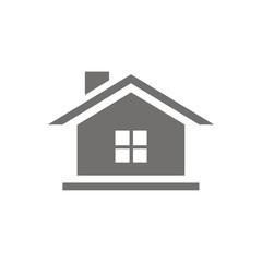 Icono casa ventana FB
