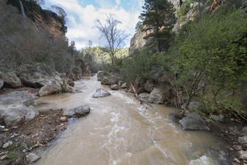 Río Palancia (Castellón - España).