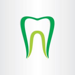 healthy teeth concept dentist tooth symbol