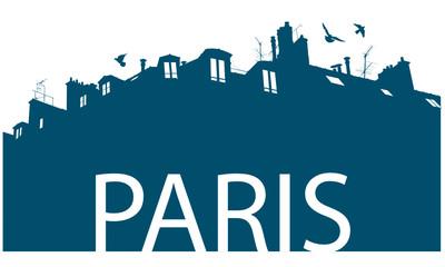 PARIS - Ambiance toits