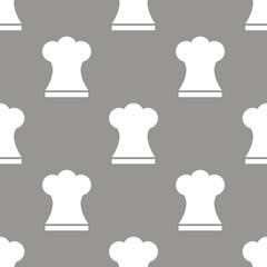 Chef seamless pattern