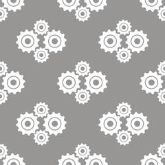 Mechanism seamless pattern