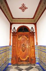 Casa señorial andaluza, Priego de Córdoba, España