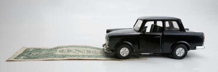 Oldtimer für einen Dollar