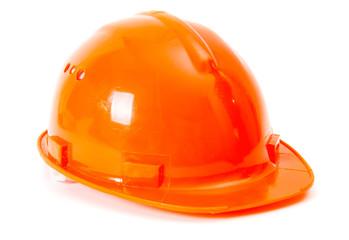 Helmet on a white background.