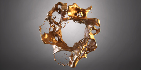 Liquified Gold