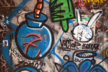 Buenos Aires Graffiti found on a public wall