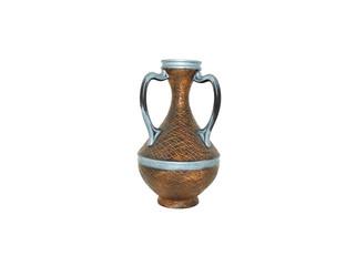 Vase isolated on white background