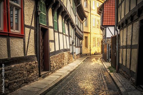 Papiers peints Bestsellers In den engen Gassen von Wernigerode