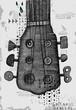 Гриф от гитары - 80585769